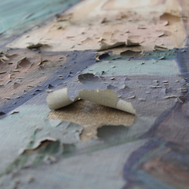 alice panhard painting conservation